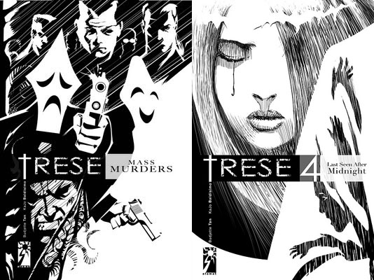 trese komiks by budjette tan and ian sta. maria