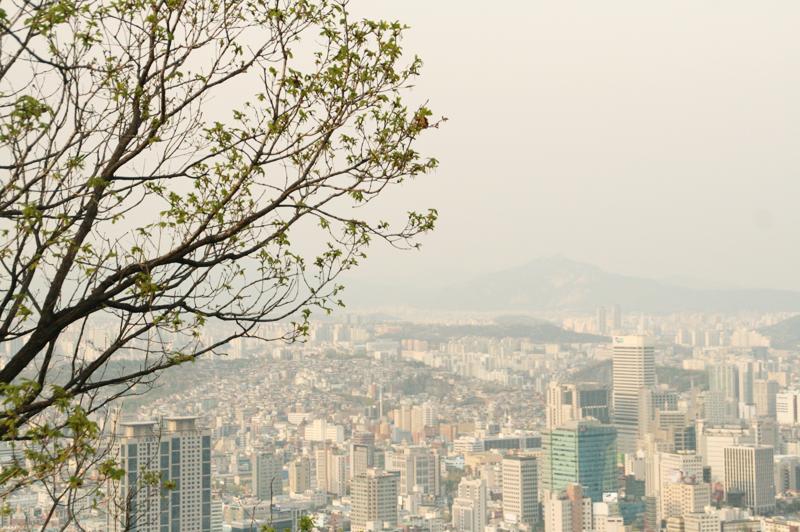 Seoul, South Korea, Namsan