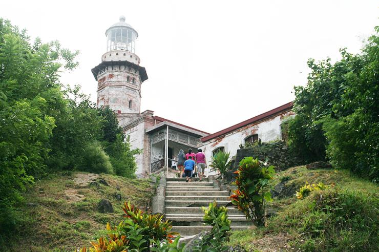 Cape Bojeador Lighthouse, Ilocos Norte, Laoag